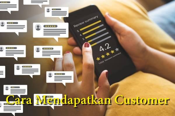 Cara mendapatkan prospek customer